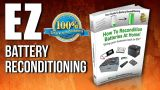 Find Out Everything About EZ Battery Reconditioning